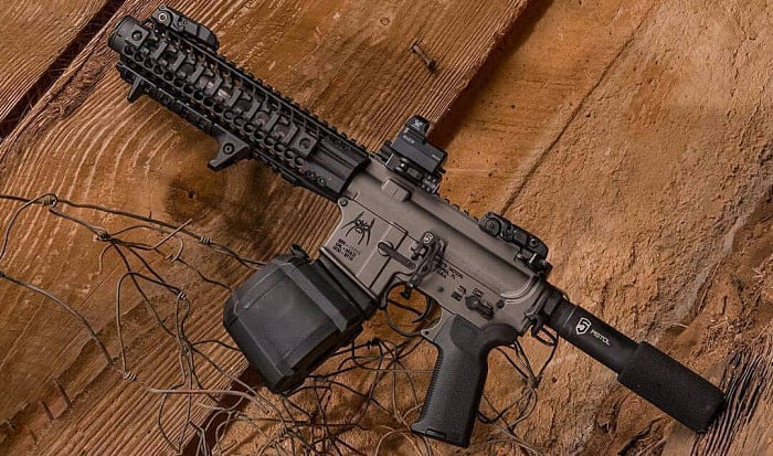 What-barrel-does-spike-tactical-use