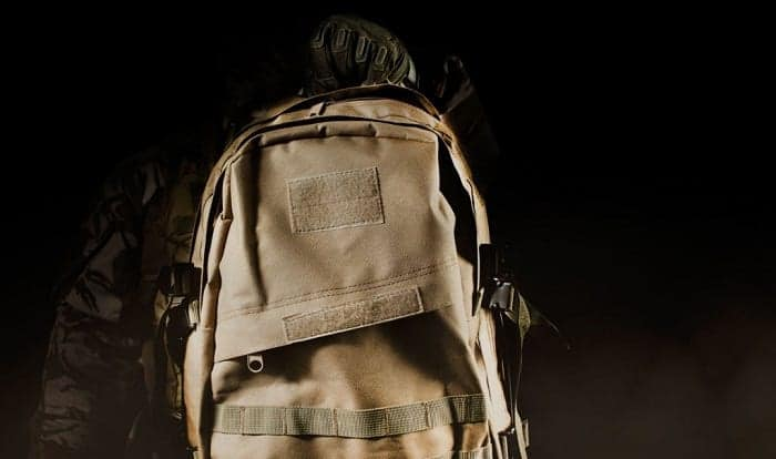 how to pack a tactical backpack