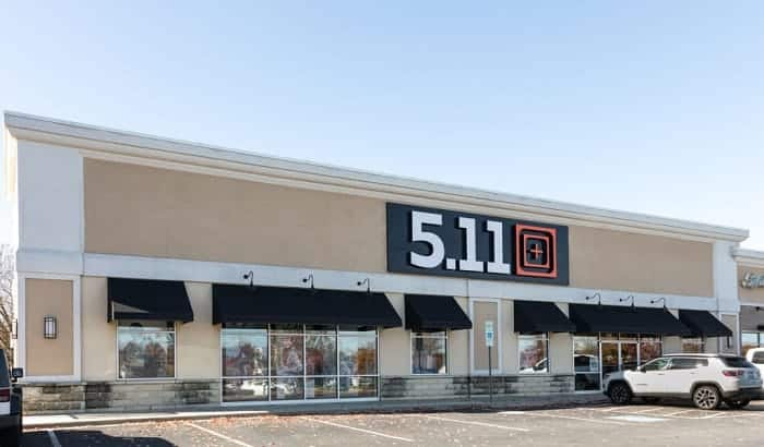 what does 5.11 mean in 5.11 tactical