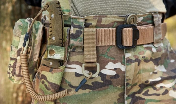 what is a tactical belt
