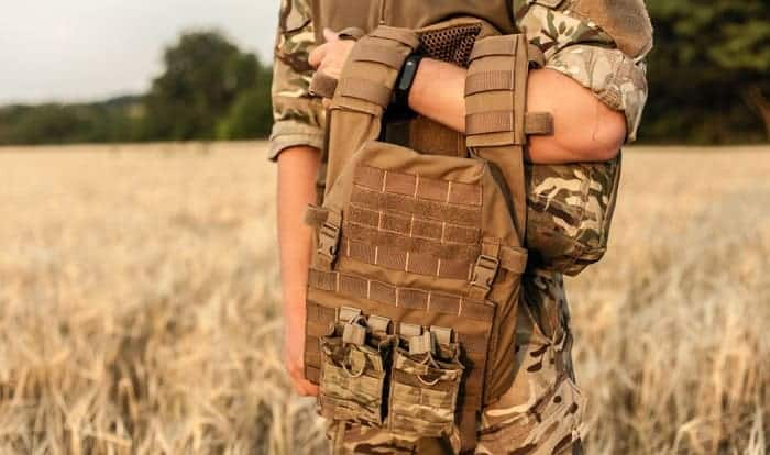 what is a tactical vest