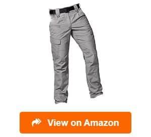 CQR-Men's-Tactical-Pants,-Water-Repellent-Ripstop-Cargo-Pants