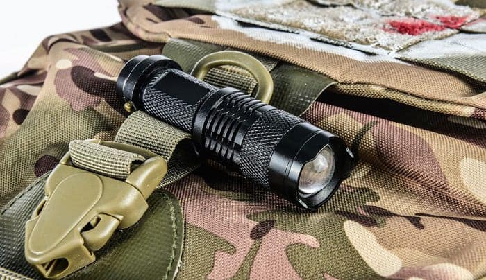 how many lumens for tactical flashlight
