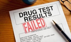 how to fight a positive drug test in the military