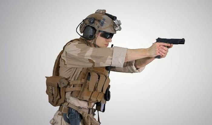 how to set up a tactical vest