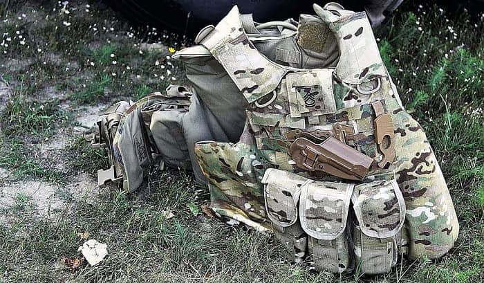 police-tactical-vest-setup