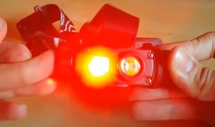red-lense-headlamp