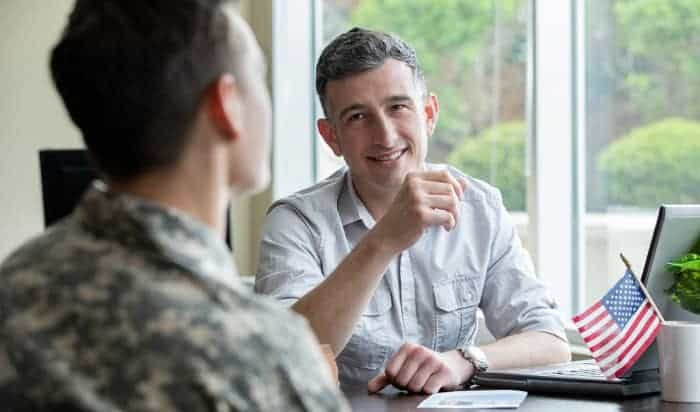 what to wear when meeting a military recruiter