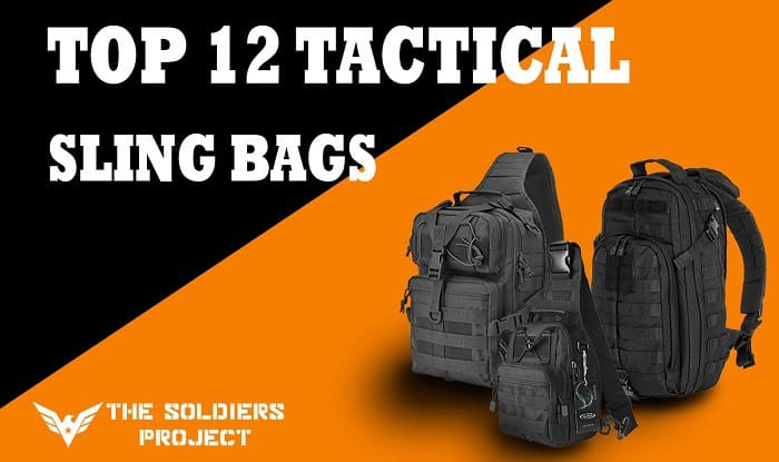 12 Best Tactical Sling Bags for Concealed Carry