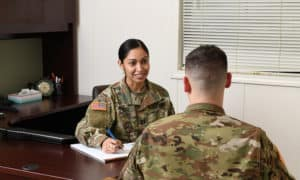 how long does a military waiver take to get approved