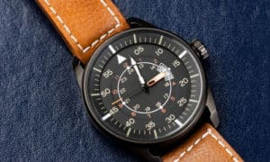 how to change a watch from military time to standard time