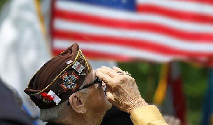when are you considered a veteran